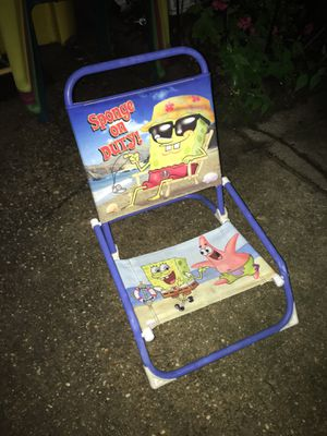 Kids beach chair only 8 FIRM for Sale in Severn, MD