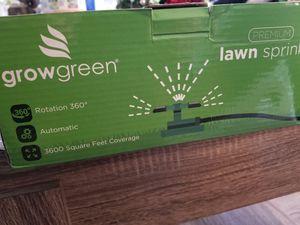 Grogreen Lawn Sprinkler for Sale in Lake Forest, CA
