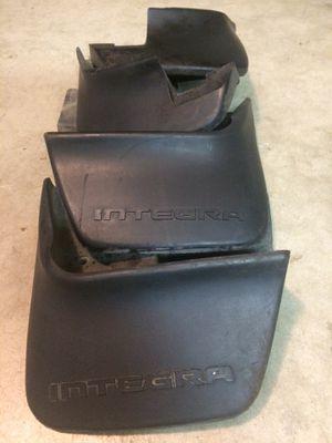 90-93 Acura integra mud flaps for Sale in Claremont, CA