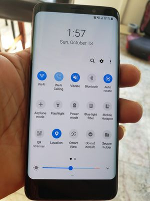 New Samsung s9 by tmobile for Sale in Warren, MI