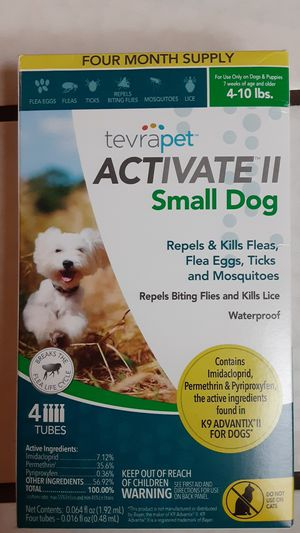Flea Treatment for Dogs for Sale in Antioch, CA