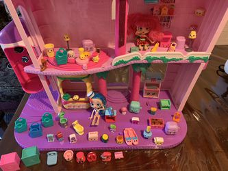 Shopkins Super Mall $55 As Is for Sale in El Monte,  CA