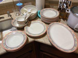 Melamine Dinner set for Sale in Fort Worth, TX