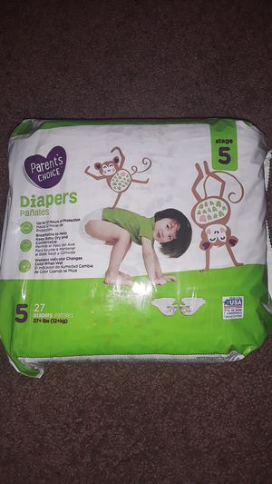 Parent choice diapers for Sale in North Saint Paul, MN