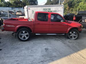 02 Tacoma parts! Parts only. Not selling the whole truck for Sale in Riverview, FL