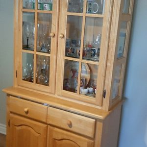 China Cabinet $50 for Sale in Oceanside, CA