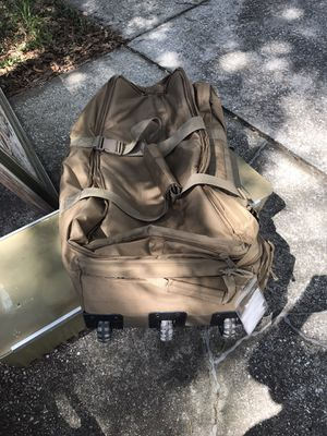 SOC Roller duffle bag for Sale in Valrico, FL