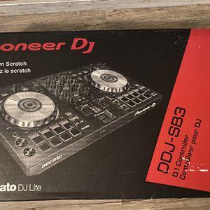 PIONEER DDJ-SB3 for Sale in Oceanside, CA