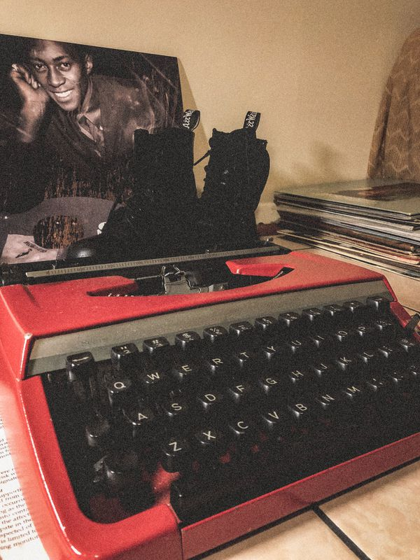1970 Sears (Brother) Portable Typewriter