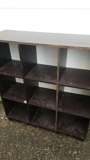 Free Square Shelving for Sale in Kent, WA