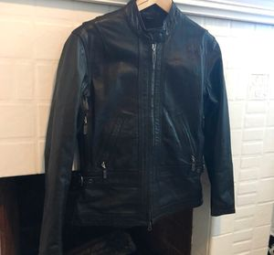 Genuine leather HARLEY DAVIDSON motorcycle riding jacket for women. for Sale in National City, CA