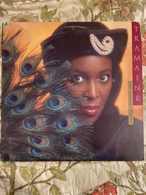 Tramaine The Search Is Over (Vinyl LP) from 1986 for Sale in Torrance, CA