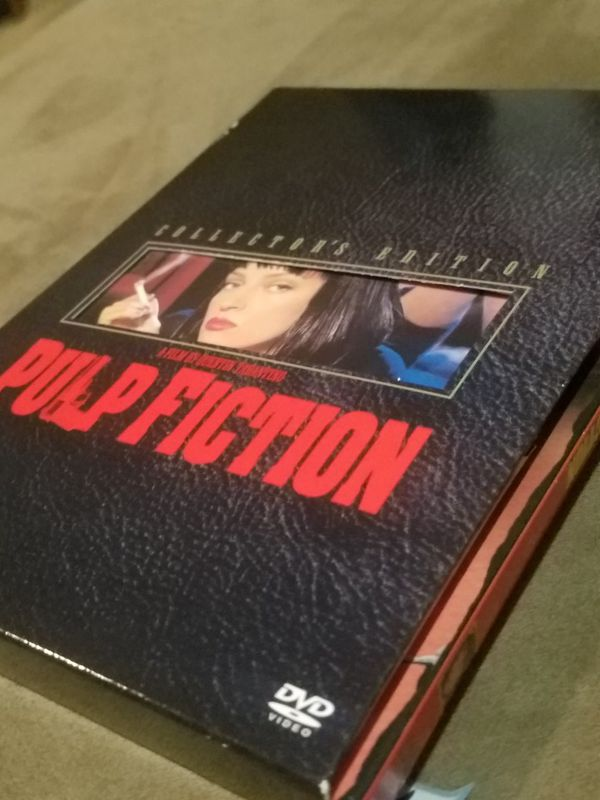 PULP.FICTION BRAND NEW* Collectors Edition