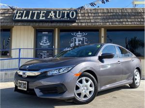 2016 Honda Civic Sedan for Sale in Visalia, CA