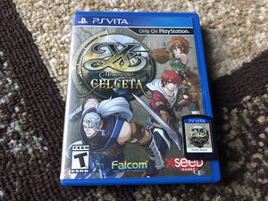 PS Vita Game for sale!!! for Sale in Fairfield, CA