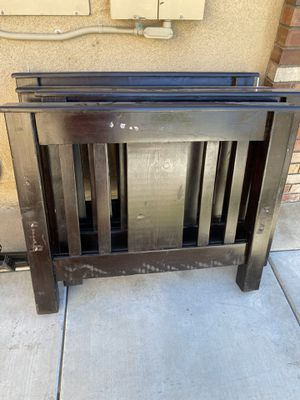 Two twin beds stackable for Sale in Menifee, CA