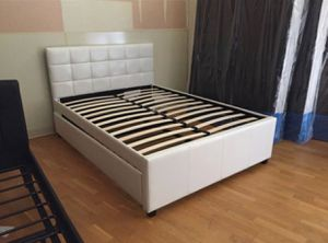 Full Bed with Twin Trundle for Sale in Glendale, AZ
