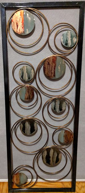 Decorative hanging wall art for Sale in Arlington, VA