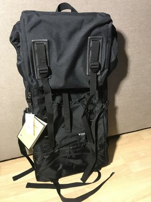 NEW Western Pack Hiking Backpack Black Zipper Pockets Turtle Shell Padded Straps for Sale in Tigard, OR