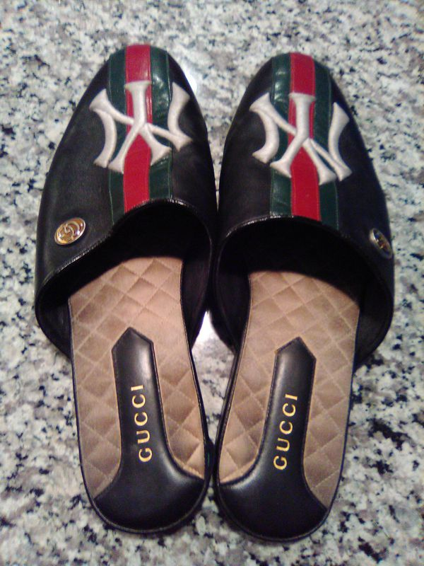 3effce43470f Gucci Slide on loafer slippers size 10  43 for Sale in Houston