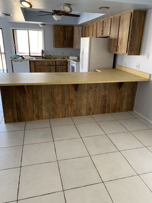Kitchen cabinet counter and sink for Sale in Bonita Springs, FL