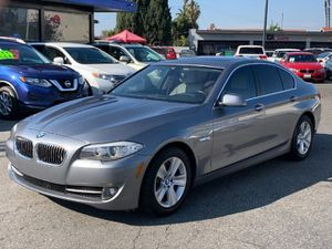2011 BMW 5 Series 528i, Titulo Limpio, Clean title, 3.0L 6Cly. Mileage 96k, navigation, backup camera, AND MORE.. for Sale in Norwalk, CA