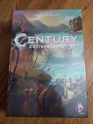 Century Eastern Wonders Board Game for Sale in Phoenix, AZ