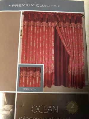 Curtains cortinas for Sale in South Sioux City, NE