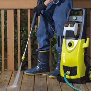 Electric Pressure Washer Adjustable Nozzle Driveway Garage Cleaner for Sale in Chicago, IL