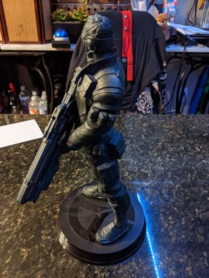 Overwatch soldier 76 statue for Sale in Seattle, WA