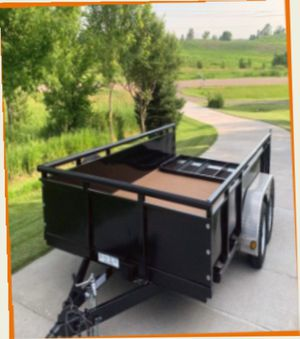 I'AM SELLING A ALMOST NEW UTILITY TRAILER. for Sale in Atlanta, GA