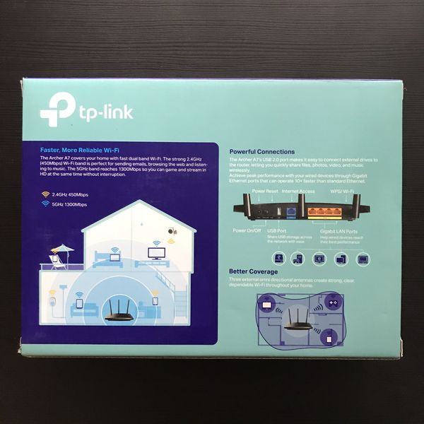 *BRAND NEW* TP-Link AC1750 Smart WiFi Router