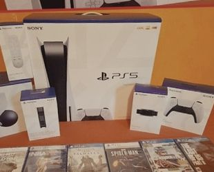 Playstation 5 Console PS5 Disc Version for Sale in San Angelo,  TX