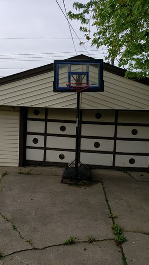 Basketball hoop Lifetime shatter guard for Sale in South Holland, IL