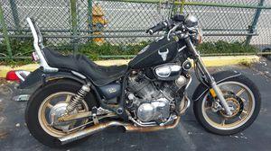 YAMAHA VIRAGO 1100 CLASSIC 87 TITLE CLEAN BIKE IN STORAGE for Sale in Miami Beach, FL