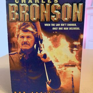 DVD Action Collection Set - Charles Bronson (1983, 1986, 1988 & 1989) for Sale in Dallas, TX