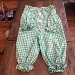Vintage Kids Clown Costume for Sale in Martinsville,  VA