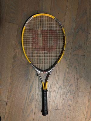 Wilson volt 25 tennis racket for Sale in Aurora, IL