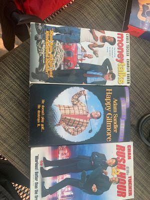 VHS tapes for Sale in Pomona, CA