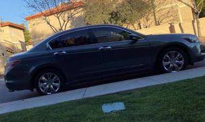 2009 Honda Accord ex-l for Sale in Tulsa, OK