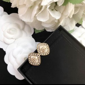 Chanell Stud Pearl CC Earrings. Stamped for Sale in Hillsboro, OR
