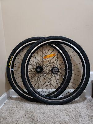 """26"""" MTB spoke wheelset with branded kenda tires for Sale for sale  Alpharetta, GA"""