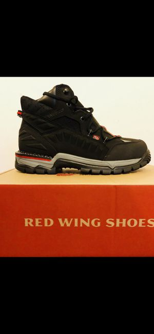 Red Wing Shoes MEN'S FLEXFORCE 5-INCH HIKER BOOT for Sale in Philadelphia, PA