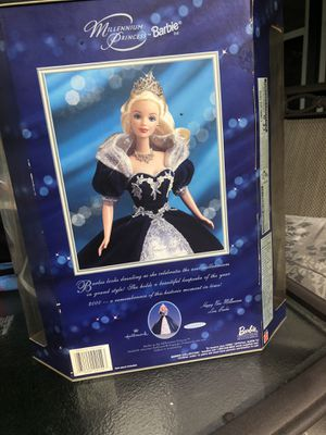 Barbie special millennium edition for Sale in Strongsville, OH