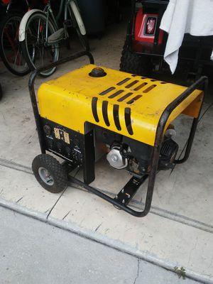 Winco 7500 watt generator for Sale in Auburndale, FL