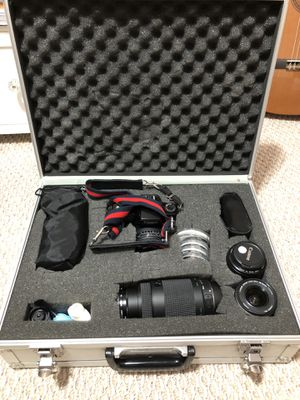 Professional camera canon for Sale in Laurel, MD
