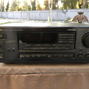 Onkyo Tuner/Amplifier Surround Sound Theater for Sale in Tracy, CA