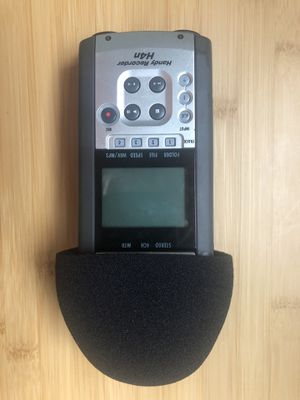 Zoom h4n audio recorder for Sale in North Miami Beach, FL