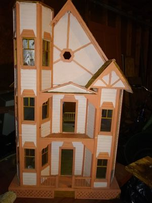 Doll house front photo for Sale in Oak Park, IL