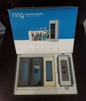 Ring Video Doorbell Pro for Sale in Tampa, FL